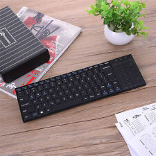 Wireless Bluetooth Keyboard and Mouse Combo with Touchpad for PC Tablet Windows