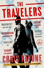 The Travelers by Chris Pavone (2017, Paperback)