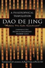Dao De Jing: A Philosophical Translation English and Mandarin Chinese Edition