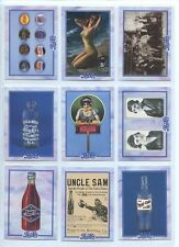 PEPSI COLA SERIES 2 COMPLETE SET #101-200 & 3 INSERT CARDS NEAR MINT  #ns16-76