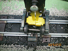 "American Flyer ""S"" gauge Custom tool for service of Sintered Iron Trucks"