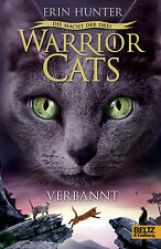Warrior Cats Verbannt 3. Staffel Band 3 +BONUS