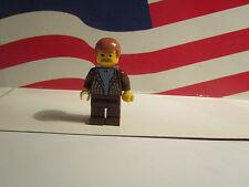 LEGO HARRY POTTER MINIFIGURE UNCLE VERNON DURSLEY SET 4728