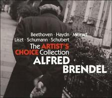 The Artist's Collection: Alfred Brendel (CD, Apr-2008, 8 Discs, Philips)