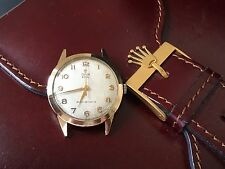 Vintage Rare Rolex Tudor Royal Solid Gold Watch