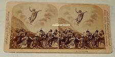 "Vue STEREO mexicain ""The Ascension"" - L'Ascension"" MARK XVI : 19 - LUKE XXIV  51"