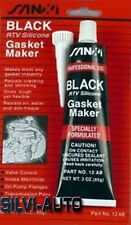 RTV SILICONE GASKET MAKER Black SEALANT 85G TUBE