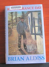 Remembrance Day by Brian W. Aldiss 1993 HCDC The Squire Quartet - exlibrary