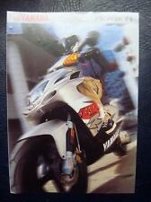 YAMAHA AREOX r 49cc - Motorcycle Sales Brochure - C.2000 - #3SC-YQ50-00UK