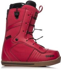 ThirtyTwo Men 86 Ft Snowboard Boots (9) Red