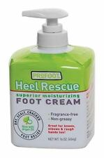 Heel Rescue Foot Cream 16 oz