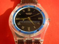 SOLAR SWATCH GENT GUFO - SRK101 - 1995 - NEW NUOVO VERY RARE