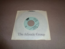 "Sissy Spacek  - If I Can Just Get Through the Night - Atlantic 7"" Vinyl 45 Promo"