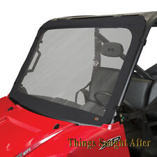 VINYL WINDSHIELD for SPECIFIC 2014 POLARIS RANGER XP 900 + EPS Browning & Crew