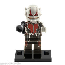 ANT-MAN Mini Figures  UK Seller Fits Lego Antman Ant Man
