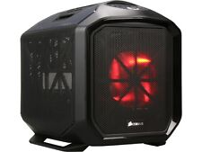 Corsair Graphite Series CC-9011061-WW Black Steel / Plastic Mini-ITX 380T Portab