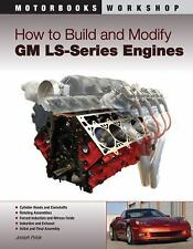 Motorbooks Workshop: How to Build and Modify GM LS-Series Engines by Joseph...