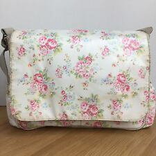 Cath Kidston Floral Vintage Retro Kitsch Style Nappy Changing Bag