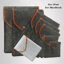 Soft vintage protective sleeve bag case pouch for Tablet IPad 2 3 4 Mini retina