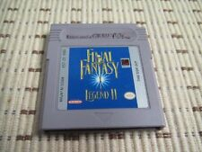 Final Fantasy Legend II GameBoy und Color und Advance
