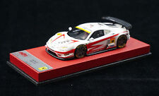 1/43 BBR FERRARI 360 N-GT JAPAN 2005 RED LEATHER SERIAL #01/20  N MR