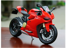 1:12 Maisto Model Red Ducati 1199 Panigale Diecast Motorcycle Sport Model