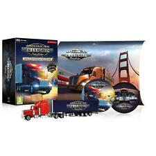 American Truck Simulator Collector's Edition PC - NEW
