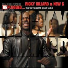 Unplugged: The Way Church Used to Be by New G (Gospel)/Ricky Dillard (CD,...