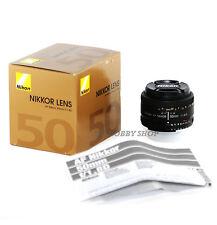 Nikon AF 50mm f/1.8D nikkor lens 50 mm 1.8 f1.8 f/1.8 D + Nikon warrnaty