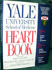 YALE UNIVERSITY SCHOOL OF MEDICINE HEART BOOK ed ZARET/MOSER/COHEN MDs 1992 HCDJ