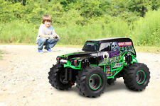 Monster Jam Grave Digger RC Car Scale Control Truck Full Remote Radio Function .