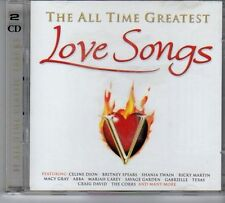 (EU848) The All Time Greatest Love Songs, Vol. 5, 2CDS - 2000 CD