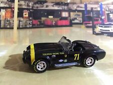 1966 SHELBY 427 COBRA TERLINGUA RACING 1/64 scale diecast LIMITED EDITION CAR