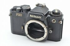 Nikon FE2 35mm SLR Film Camera Body Black 3827