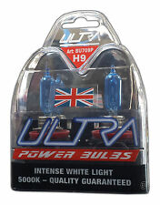 Ultra H9 (709) 12v 65w 5000K Xenon Power Bulbs