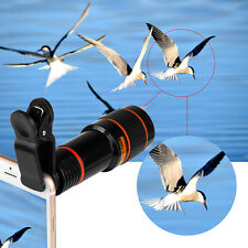Phone Camera Lenses 12X Telephoto Lens Optical Zoom Telescope Lentes For iPhone