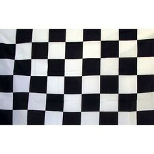 Checkered Winners Circle Flag Banner Sign 3' x 5' Foot Polyester Grommets