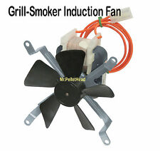 Traeger Pellet Smoker Grill Induction Fan Motor  [XP7850]  OEM    FAN209