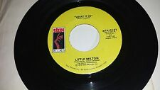 LITTLE MILTON I'm Gonna Cry A River / What It Is STAX 0141 SOUL 45