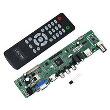 Universal V29 LCD Controller Board TV Motherboard VGA/HDMI/AV/TV/USB Interface A