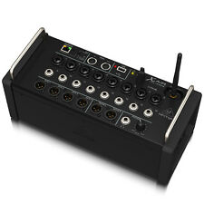 BEHRINGER X AIR XR16 16-Input Digital Mixer iPad/Android Wi-Fi + Full Warranty