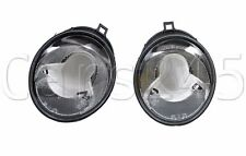 Automotive Lighting AL Headlight Lenses PAIR Fits PORSCHE 911 993 1994-1997