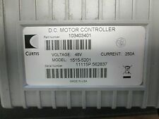 Curtis/ Club Car TAKE OFF Controller 2009-now 103403401t0   48V 250A  1515-5201-