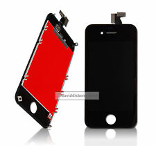 UK Replacement LCD Touch Screen Digitizer Display Assembly For Black iPhone 4S