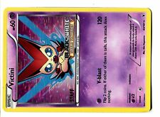 PROMO POKEMON STAFF BLACK & WHITE VICTINI HOLO N° 43/101