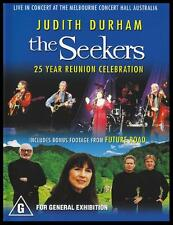 SEEKERS - 25 YEAR REUNION CELEBRATION PAL DVD ~ JUDITH DURHAM THE 60's *NEW*