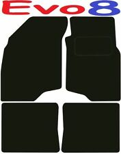 Mitsubishi Lancer Evo-8 Tailored Deluxe Quality Car Mats 2003-2005