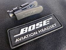 BOSE Factory Aircraft Headset Down Cord Clip - Aviation X - NEW OEM Part