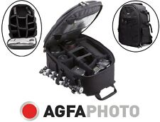 AGFAPHOTO LARGE BACKPACK CASE FOR CANON EOS REBEL 40D 50D