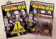 WALKING DEAD Spring 2016 CAUTION SEASON 6 Finale Is Nigh END OF DAYS Morgan NSW